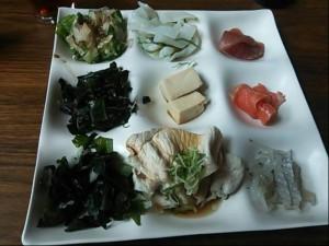 ライザップ11日目の昼食の画像