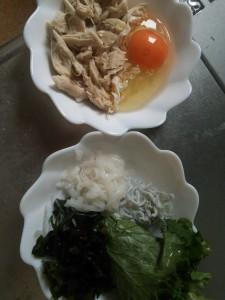ライザップ24日目の昼食の画像