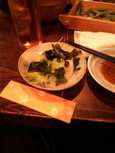 ライザップ27日目の夕食の画像1