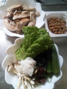 ライザップ30日目の昼食の画像
