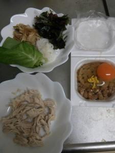 ライザップ31日目の夕食の画像