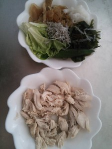 ライザップ32日目の昼食の画像