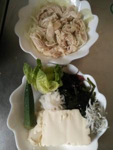 ライザップ18日目の昼食の画像
