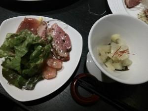 ライザップ42日目の夕食の画像1