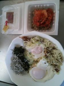 ライザップ58日目の朝食の画像