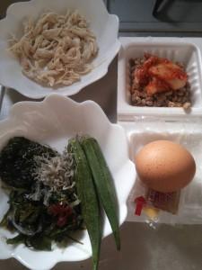 ライザップ66日目の昼食の画像