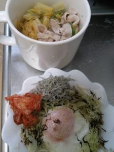 ライザップ72日目の昼食の画像