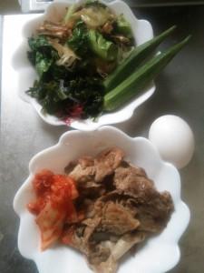 ライザップ50日目の昼食の画像