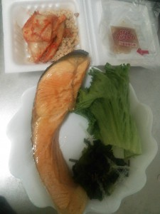 ライザップ51日目の夕食の画像