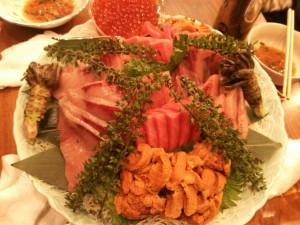 ライザップ52日目の夕食の画像1