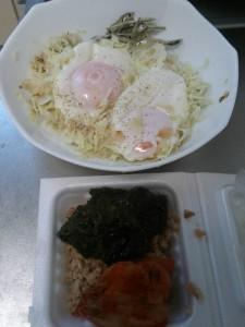 ライザップ84目の朝食の画像