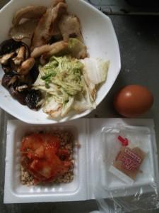 ライザップ89日目の昼食の画像