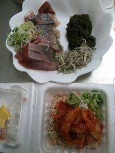 ライザップ76日目の夕食の画像